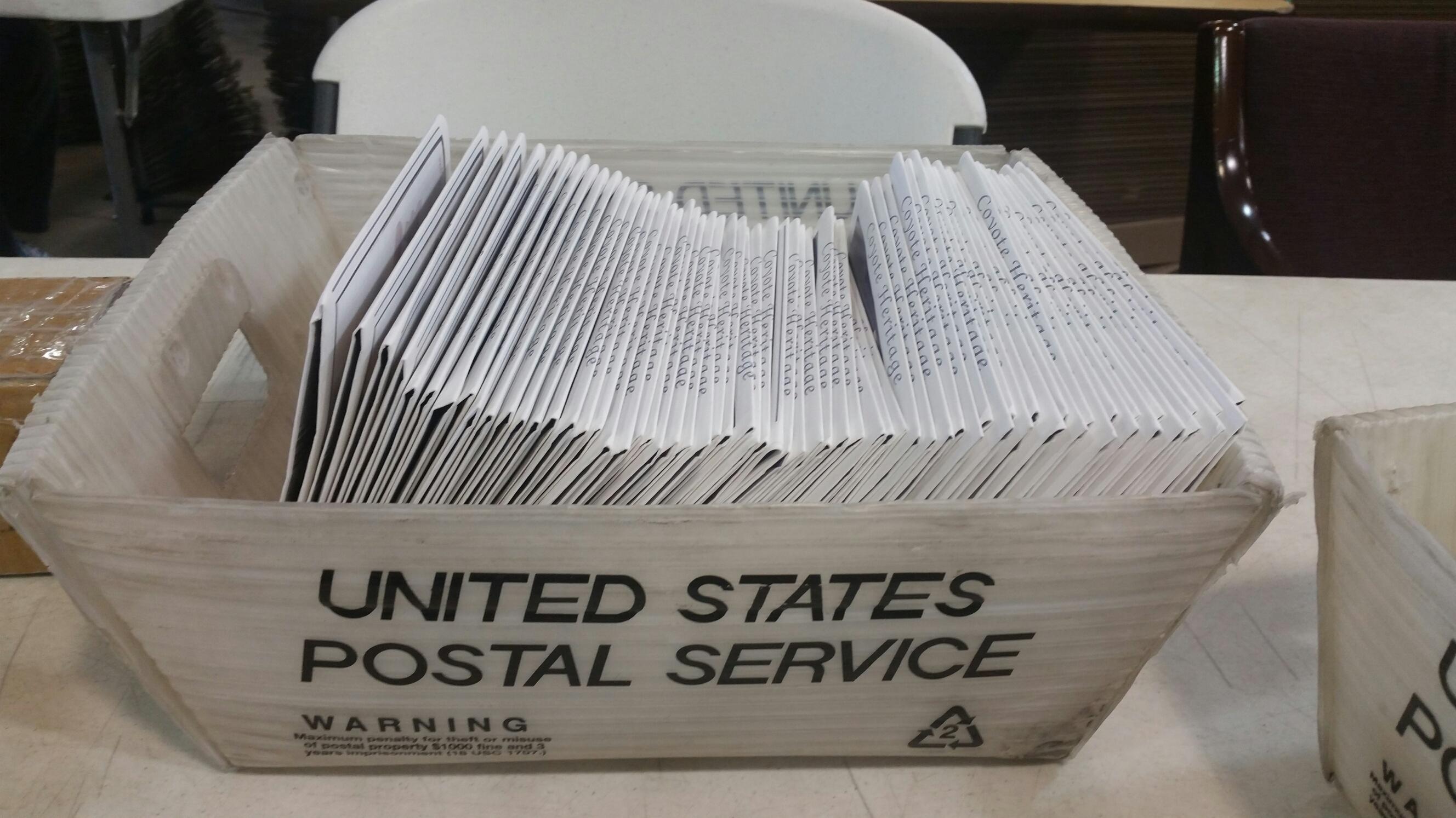 Bulk Mailing Services Topeka Kansas